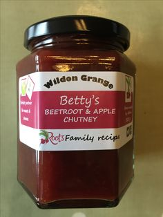 Betty's Beetroot & Apple
