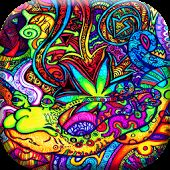 Trippy Weed Wallpapers Hd Weed wallpaper, Cannabis