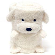 My Pet Blankie// half-doggie, half-blanket// This is so cute <3
