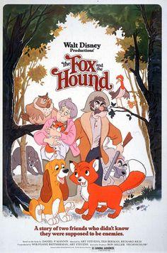 Original released Disney movie posters