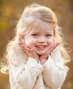 Ser feliz é viver sempre sorrindo! Sorria e seja Chic!