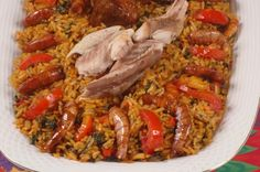 Native Jollof rice by Afrolems ... Yummy!!!