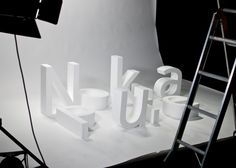 Nokia Pure Typography Book by Troy Hyde
