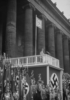 The Third Reich - Nazi Germany