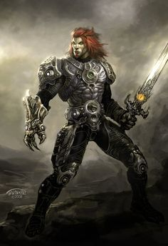 """""""Lord of the Thundercats"""" by ~TARGETE on deviantART"""