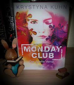 """Samys Lesestübchen: """" Monday Club #2 - Der zweite Verrat"""" von Krystyna..."""