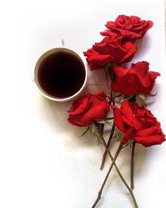 coffee & roses