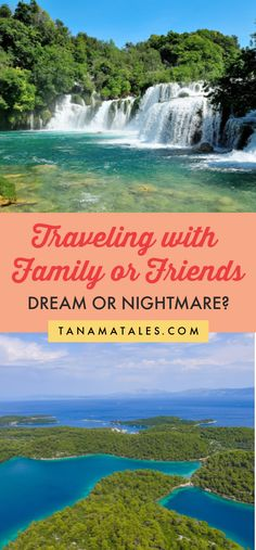Traveling with family and friends: dream or nightmare? Travel Info, Travel Tips, Travel Hacks, Budget Travel, Travel Ideas, Travel Pictures, Travel Photos, Los Angeles Travel, San Diego Travel