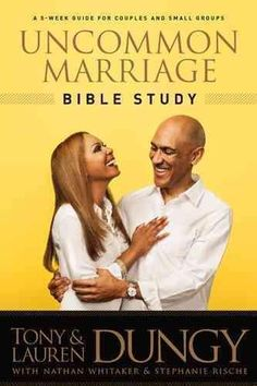 A marriage gets stronger when you invite God into it. A companion study to Tony and Lauren Dungys popular book Uncommon Marriage, this 5-week guide for couples or small groups delves into Scripture to