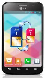 Here's a glance at another upcoming Android smartphone from LG, the Optimus L4 II.