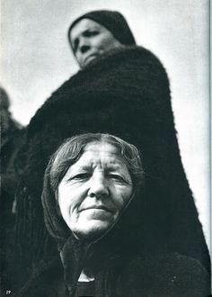 Istrian pesant women by Toso Dabac #croatia #photography #dabac