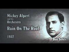 Rain On The Roof (da Dear Conchi)
