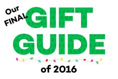 Holiday Gift Guide 2016: Last Chance Gifts for Photo Snappers    It's our LAST Gift Guide ever … of 2016. Our shipping deadlines are getting uncomfortably close. So, take a look at our very best gift ideas, including a couple of new goodies, and place those ord   http://feedproxy.google.com/~r/Photojojo/~3/0vViXMysAmE/