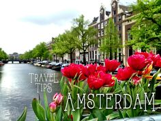 Amsterdam Travel Tips - The Blonde Abroad