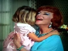 My precious Tabitha Endora Bewitched, Erin Murphy, Agnes Moorehead, Comedy Show, Hugs, Laughter, Classy, Actresses, Memories