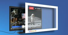 """Facebook Pages can now """"go live"""" from the desktop, add live contributors and more rite.ly/jYQH"""