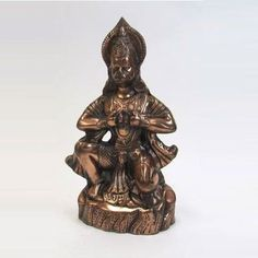 Statue Made of Aluminium with Beautiful Finishing. Seems to be Tearing His Chest With His Hnds in This Idol. Hanuman, Statue, Buddha, Idol, Beautiful, Art, Art Background, Kunst, Performing Arts