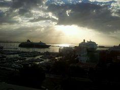 Horizon y Costa Serena en Palma
