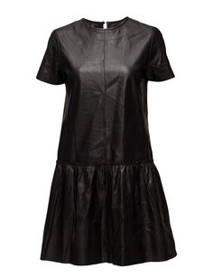 Stand Rosa Dress Short Sleeve Dresses, Dresses With Sleeves, Shopping, Black, Style, Fashion, Swag, Moda, Sleeve Dresses