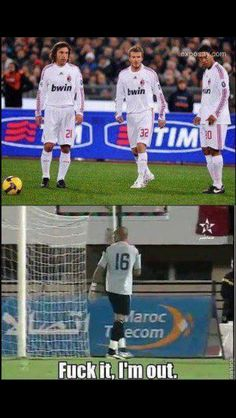 Poor goalkeeper
