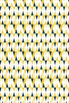 Triangle pattern - collection