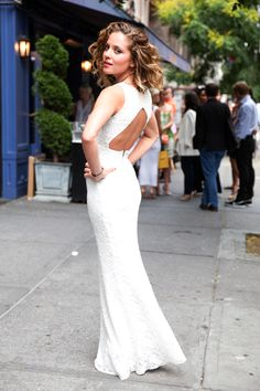 These celebs look whimsical in white and are the definition of summer chic.