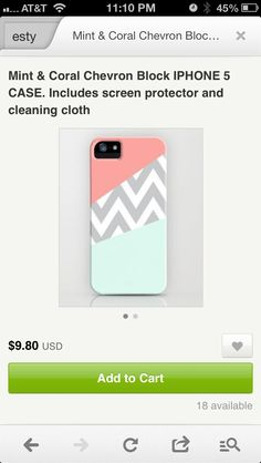 Esty phone cases