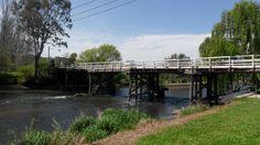 'Old Tumut Bridge'