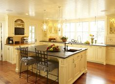 wayne, pa - traditional - kitchen - philadelphia - Bluebell Kitchens