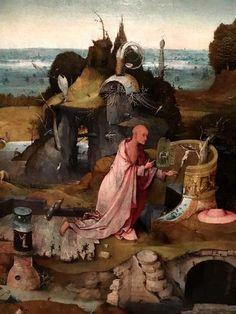 #Veneto: #Dopo il restauro il trittico degli eremiti di Bosch ritorna alle Gallerie dell'Accademia da  (link: http://ift.tt/1qtQ4zJ )