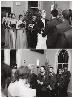 CONNER ALLEN: Photographer  Whimsical Winter Wedding. Wedding Day Photography. http://connerallen.22slides.com/