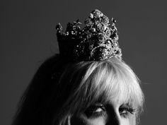 Courtney Love by Hedi Slimane