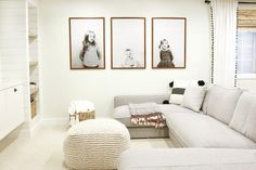 Modern, Inexpensive, Large-Scale Portraits-Updated! - Chris Loves Julia