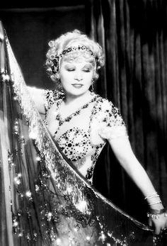 Mae West in I'm No Angel (1933)