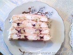 Австрийский десерт Kardinalschnitten - разрез необычный, вкус неземной!