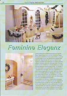 my christmasscene in the magazine 1zu12