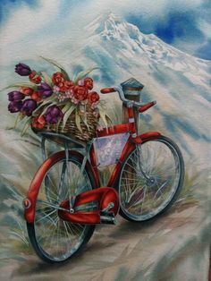 DO WHAT YOU LOVE!...  Beautiful painting by Jody Bergsma!!!