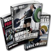 Why Weightlifters Should Front Squat With a Closed Fist Instead of Two Fingers by Matt Foreman - Olympic Weightlifting - Catalyst Athletics - Olympic Weightlifting Weightlifting Platform, Olympic Weightlifting, Diy Home Gym, Plate Storage, Olympic Weights, Front Squat, Training Programs, Weight Lifting, Personal Trainer