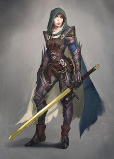 Character Portraits (itsprecioustime: #8 plus additional exploration...)
