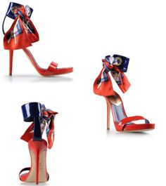 We're loving today's Daily Heels of the Day #DHOTD from DSquared2!