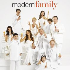 Modern Family is a very popular hilarious show that is widely known. even though there is a lot of humor, there are also many challenges that the different families have to over come, such as same-sex marriage and a blended family. it also shows that not every one is the same and no matter what your family looks like the bond, and relationships you have can make you all connect.
