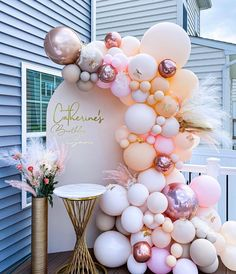 Diy Baby Shower Decorations, Balloon Decorations, Birthday Party Decorations, 25th Birthday Parties, Birthday Fun, Happy Birthday Me, 17th Birthday, Baptism Themes, 21st Bday Ideas