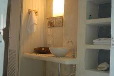 Playa Manglares: salle de bain privée