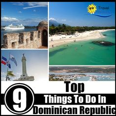 Top 9 Things To Do In Dominican Republic   Travel Me Guide