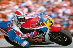 1983 HONDA NS500 NS2B Freddie Spencer