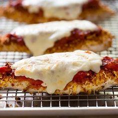Chicken Parmasan