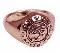 Rose Gold Vermeil Egyptian Eye of Horus Ring Egypt Ring Etsy Jewelry, Jewelry Rings, Jewelry Accessories, Jewlery, Egyptian Eye, Eye Of Horus, Charm Rings, Sterling Silver Rings, Rings For Men