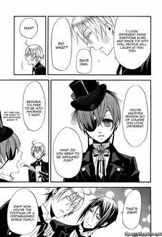 Kuroshitsuji Chapter 52 Page 10