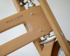 Bough Bikes is just a bicycle, but no ordinairy bike. Our (electric) wooden bikes bring people closer to nature. Our comfortable wooden bikes make people experience a natural connection. Wooden Bicycle, Wood Bike, Wooden Ride On Toys, Wood Toys, Velo Design, Bicycle Design, Dremel Tool Projects, Wooden Picnic Tables, Workshop Plans