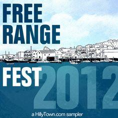 Free Range Music Festival Sampler on bandcamp. April 28, 2012 in Belfast, ME.